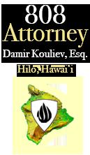 808 Attorney D. Kouliev